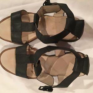 Dr Martens Sandals Green Size 7 EU 38